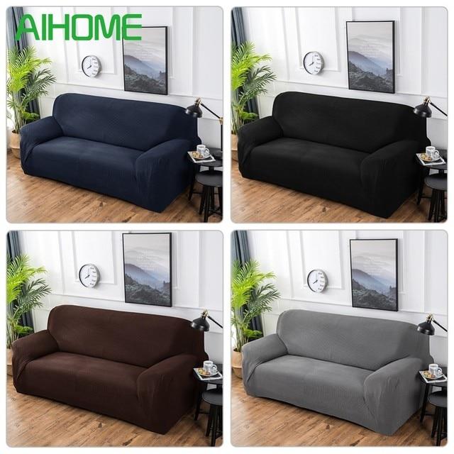 Merveilleux Flexible Stretch Sofa Cover Big Elasticity Couch Cover Loveseat Sofa  Funiture Cover Brief Design Machine Washable