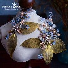 Повязка для волос ручной работы в стиле ретро невесты барокко