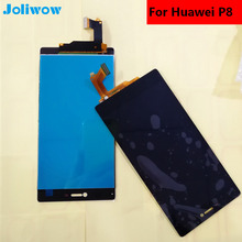 Tested! For HUAWEI P8 GRA-UL00/-UL10 GRA-L09 GRA-CL10/CL00 LCD Display+Touch Screen  Assembly Replacement for 5.2