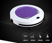 Household Automatic Rechargeable Intelligent Sweeping Robot Ultra Thin Vacuum Cleaner Mopping Machine