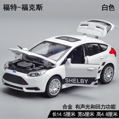 1pc 14.5cm delicate Ford focus ST cars simulation Acousto-optic model alloy car home & Online Get Cheap Focus St Model Car -Aliexpress.com | Alibaba Group markmcfarlin.com