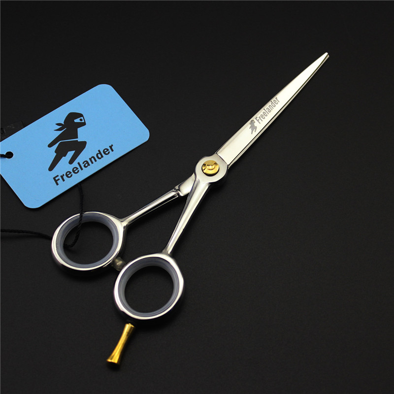 Professionnel 5 pouce Cheveux Ciseaux Japon 440c Acier Cisailles Main Gauche et La Main Droite De Coupe Barber Makas De Coiffure Ciseaux