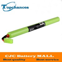 High Quality 8 4V Tenergy 1600mAh NiMH Stick Mini Battery Pack With Mini Tamiya Connector For