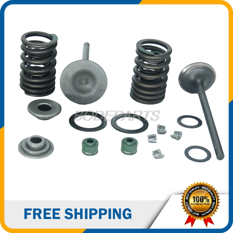 US $13 29 9% OFF|Motorcycle CG250cc Air cooled Water cooled Cylinder Heae  Kit Spare Parts For Zongshen Loncin Lifan CG250cc Engine Free Shipping-in