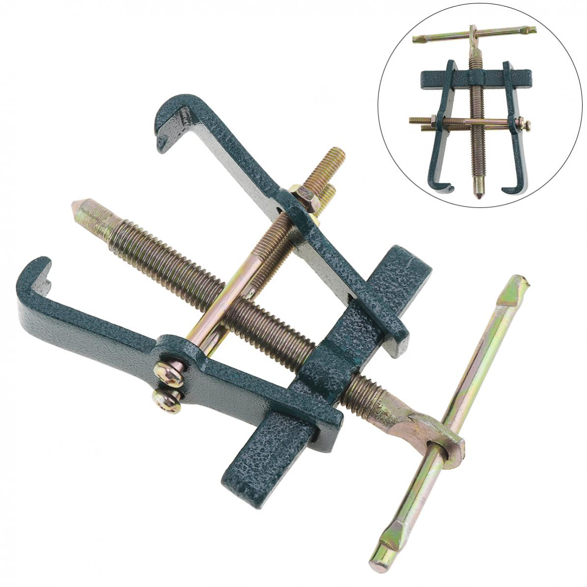 Practical 3 Inch Two-claw Puller Separate Lifting Device Multi-purpose Pull Strengthen Bearing Rama for Auto Mechanic Hand Tools