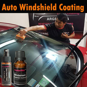 Coaterpro Glass-Coat Windshield Windscreen-Coating Water-Repellent Auto Anti-Fouling