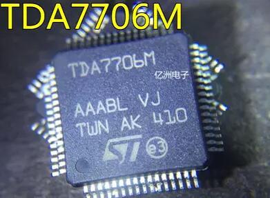 10 adet/grup TDA7706M10 adet/grup TDA7706M