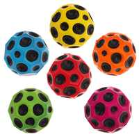 Sporting Goods Special For Student Kindergarten Moon Ball Bouncing Ball - Random Color