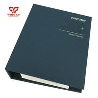 Новые PANTONE дома моды TCX Цвет диаграмма FHIC300 Pantone TCX Цвет диаграмма хлопка планировщик