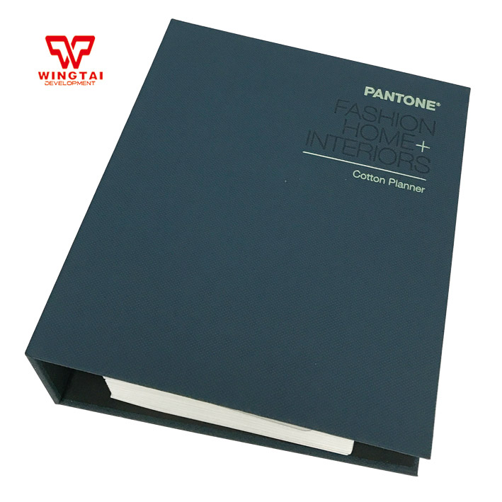Newest PANTONE Fashion Home TCX Color Chart FHIC300 Pantone TCX color Chart Cotton Planner