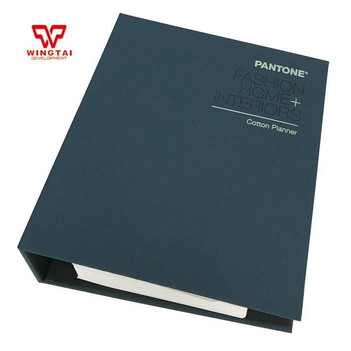 Plus récent PANTONE mode maison TCX nuancier FHIC300 Pantone TCX nuancier coton planificateur