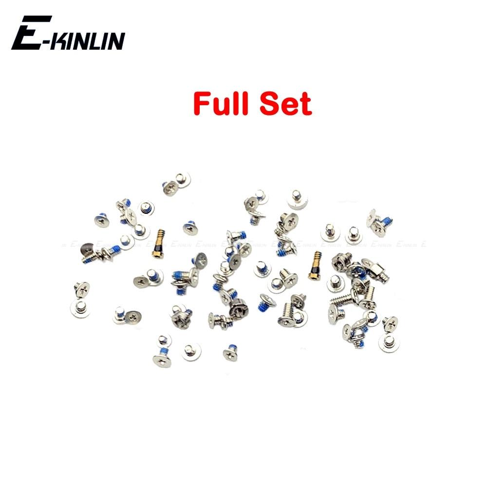 Bottom Dock Screw Complete Screws Full Set Replacement Repair Parts For IPhone 7 8 Plus
