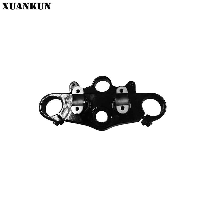 XUANKUN Motorcycle LF150-5U / KPmini / Upper Board Assembly xuankun motorcycle lf150 5u kpmini front footrest assembly