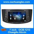 7 дюймов gps аудио мультимедиа подходят для ChangAn Alsvin с iPod Bluetooth Российской меню бесплатный 2015 карта России
