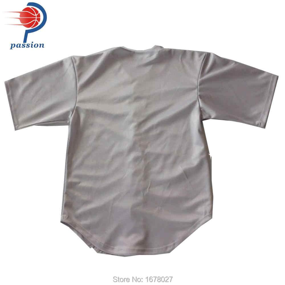 size 40 c6899 7d263 china factory custom mens blank buttons shirt baseball ...