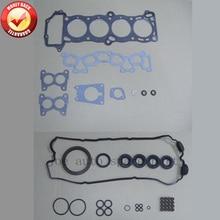 Kit completo Do Motor junta conjunto Completo para Nissan Pulsar GA14DE/Almera 10101-73Y86 1392cc 1.4L 1990-2000 50166300 437055 P