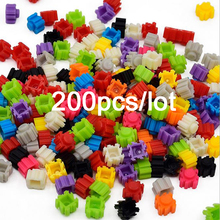 цена на DOLLRYGA juguetes LOZ Mini Blocks Brick Toy Figures Character Diamond Building Blocks Assembly Bricks Educational Toy 200pcs/bag