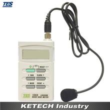 Zapisu danych dźwięku Tester poziomu dawki hałasu miernik TES1355 tanie tanio ANSI S1 25-1991 A weighting 80 84 85 90dB Selectable Selectable from 70 to 90dB 1dB step 115dBA
