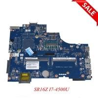 NOKOTION VBW11 LA 9984P CN 0D9D5C 0D9D5C D9D5C Main board For Dell Inspiron 3737 5737 laptop motherboard SR16Z I7 4500U