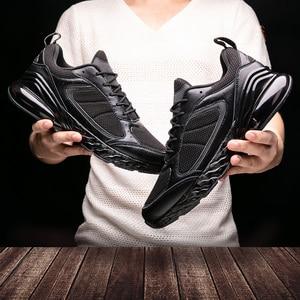 Image 4 - Onemix Running Sportschoenen Mannen Sneakers Vrouwen Winter Herfst Outdoor Jogging Sneaker Schokabsorptie Kussen Zachte Tussenzool Schoen