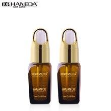 2 Pieces Argan Oil Morocco Pure pre-perm Repair care collagen keratin straightening Moist smooth hair split ends scalp treatment