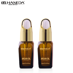 2 Pieces Argan Oil Morocco Pure pre-perm Repair care collagen keratin straightening Moist smooth hair split ends scalp treatment