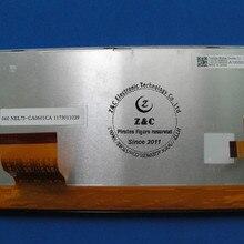 LT070CA06000 A+ класс 7,0 дюймов ЖК-дисплей для автомобиля gps навигация для TOSHIBA