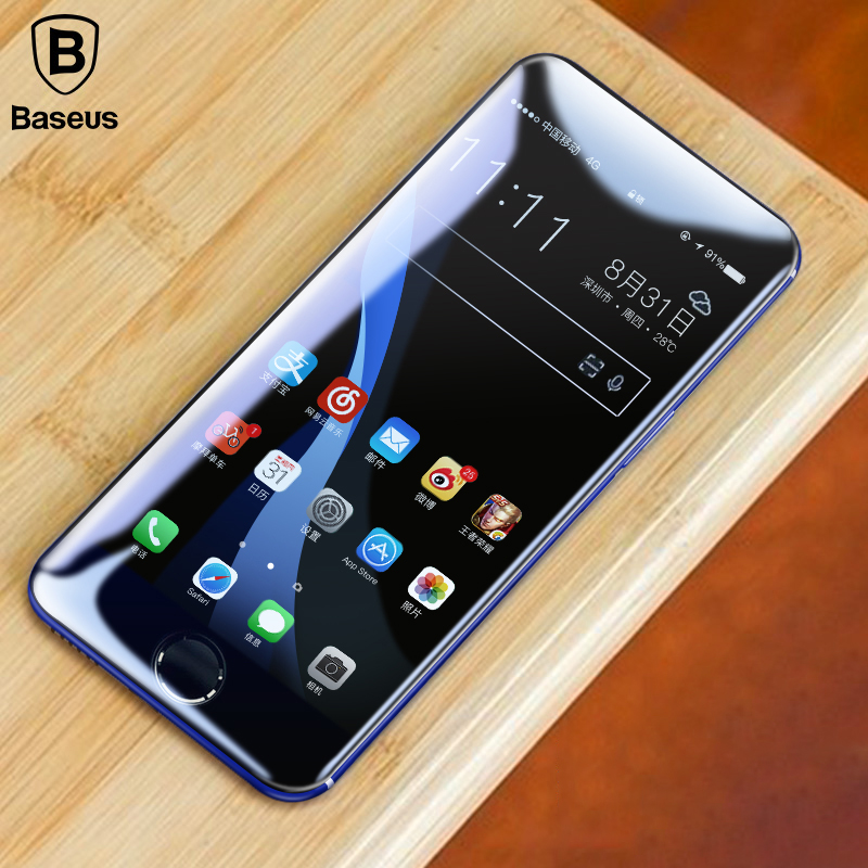 Aliexpress.com : Buy Baseus Tempered Glass For iPhone 7 7