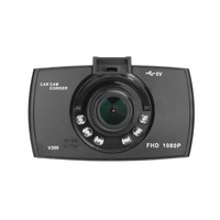 New Full HD 1280 1080P Car Camera Recorder 2 4 Inch TFT LCD Display Car DVR