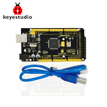 New! Keyestudio МЕГА 2560 R3 совместим с Arduino MEGA 2560 R3 + кабель usb