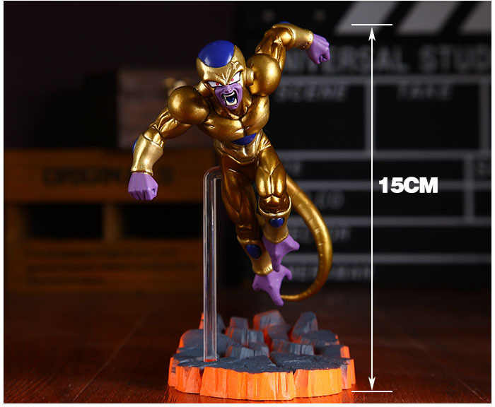 Аниме Dragon Ball Z Goku Fighers Супер Saiyan принц Вегета манга плавки Сон Гоку Гохан фигурка Модель Коллекция игрушка подарок