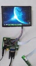 100% Probado NUEVO Para Raspberry Pi 1280*800 Pantalla N070ICG-LD1 IPS 7 pulgadas de Pantalla LCD Tablero de Conductor De Control Remoto HDMI VGA 2AV