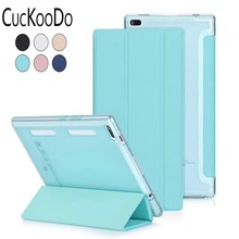 CucKooDo Ultra Slim Lightweight Stand Case with Translucent