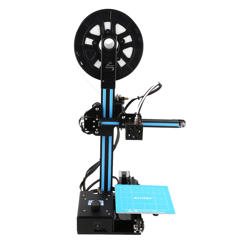 US 3D Printer 230x300mm Heat Bed Auto-Lleveling Plus Linear DIY High-precision