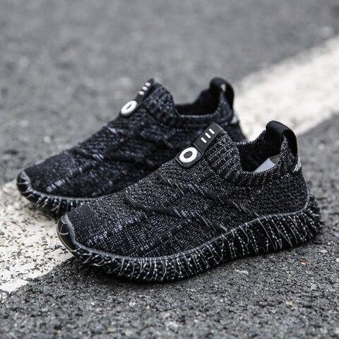 skhek meninos tenis marrom preto sapatos para criancas grandes sapatos da escola primaria do miudo