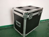 GST 4 in1 flight case for led par , we not sell flight case alone , need buy together with our light