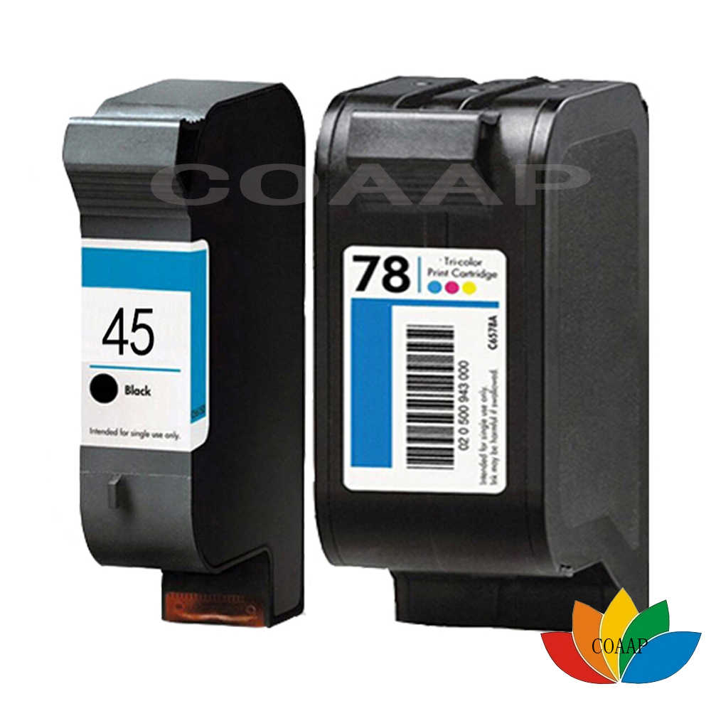 CompAndSave Replacement for HP DeskJet 960C Printer Inkjet Cartridge HP 78 C6578D Color Ink Cartridge