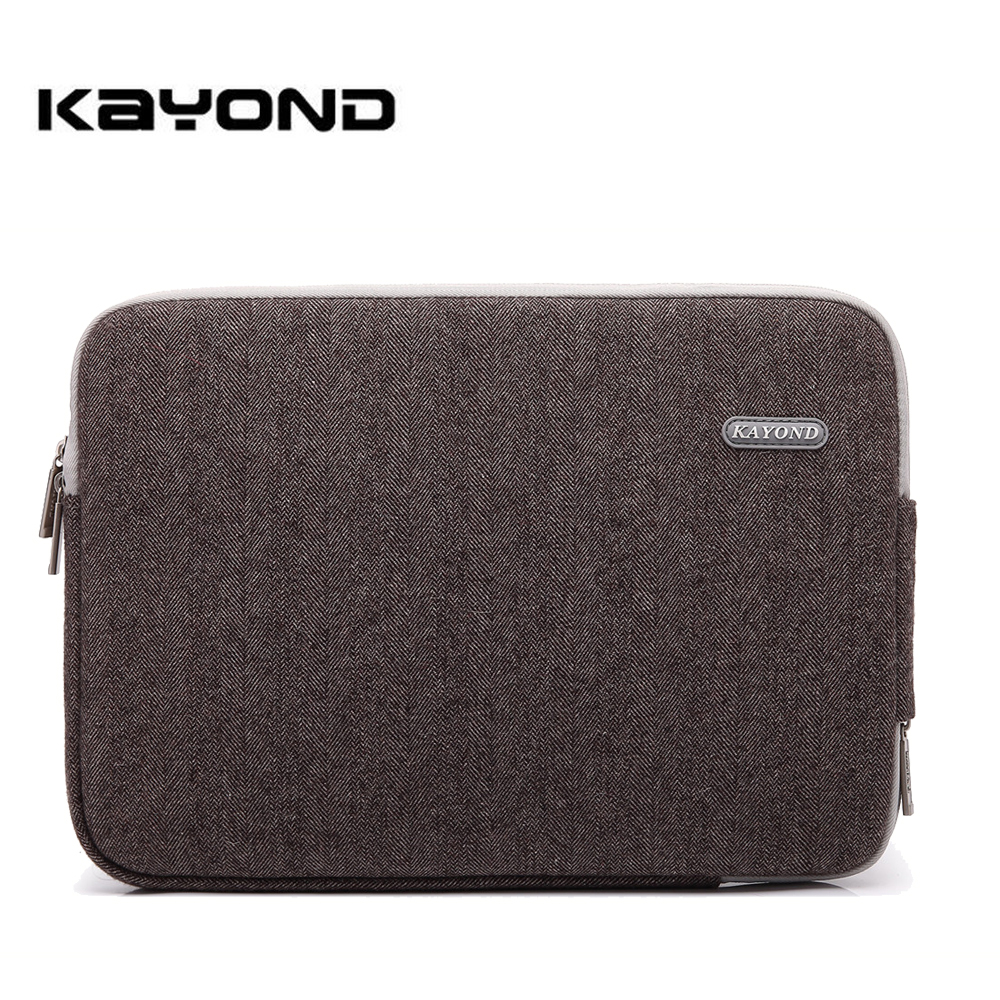 Laptop Sleeve Bag for MacBook Pro 15 Laptop Case for Surface Pro 4 Wool Felt for MacBook Air 13 Case 11 inch Shockproof Case