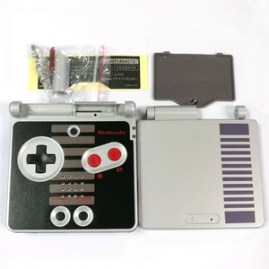 Image 3 - Cartoon Limited Edition Full Housing Shell replacement for Gameboy Advance SP for GBA SP Game Console Cover Case