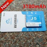 NEW 3100mAh EB BG530BBC Cell Phone Battery For Samsung G5308 G5309W G5306 J5 J5000 J5008 J5009