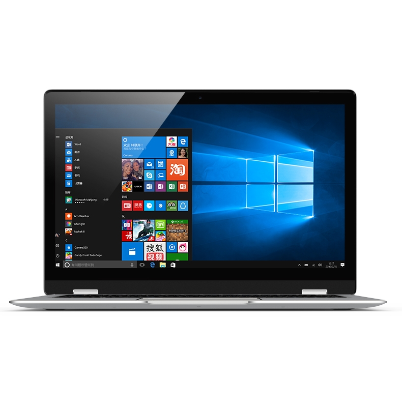 Ordinateur portable ALLDOCUBE iWork5X 13.3 pouces 4 go LPDDR3 64 go EMMC Windows 10 Intel Apollo Lake N3450 tablette Quad Core 1920x1080 IPS HDMI