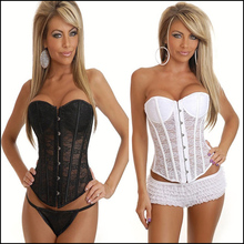 Corpete Corselet Gothic Corsage