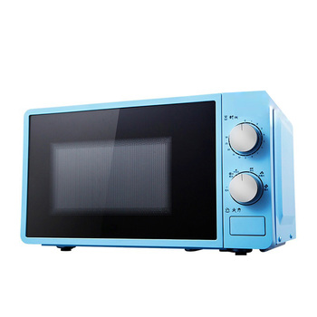 DMWD 20L Small Multifunctional Microwave Oven 220V Mechanical Rotating Food Heater Kitchen Cooker For Steaming/Heating/Boiling