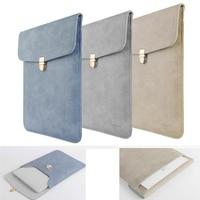 Fashion Laptop Bag Felt Universal Notebook Case Pouch For Apple Macbook Air Pro Retina 12 13