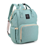 Large Capacity Designer Baby Bags For Mom Mummy Diaper Bag Backpack Baby Stroller Organizer Carriage Pram