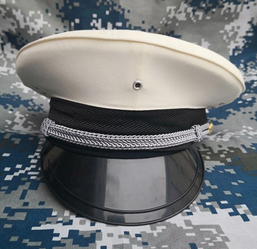 Männer Der Batural Schaffell Leder Hut Dame Aus Echtem Leder Beiläufige Kappe Militär Hüte Tb396 Kopfbedeckungen Für Herren