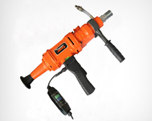 CAYKEN Gearbox with liquid oil immersed diamond core drill machine WITH STAND SCY-1780/3EBSi