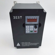 цена на 4KW 220VAC 0-1000hz Variable Frequency Drive VFD Inverter