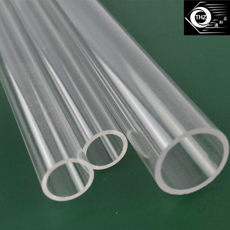 ᐅTubos de acrílico claro plástico de extrusión PMMA tubo Mejoras ...