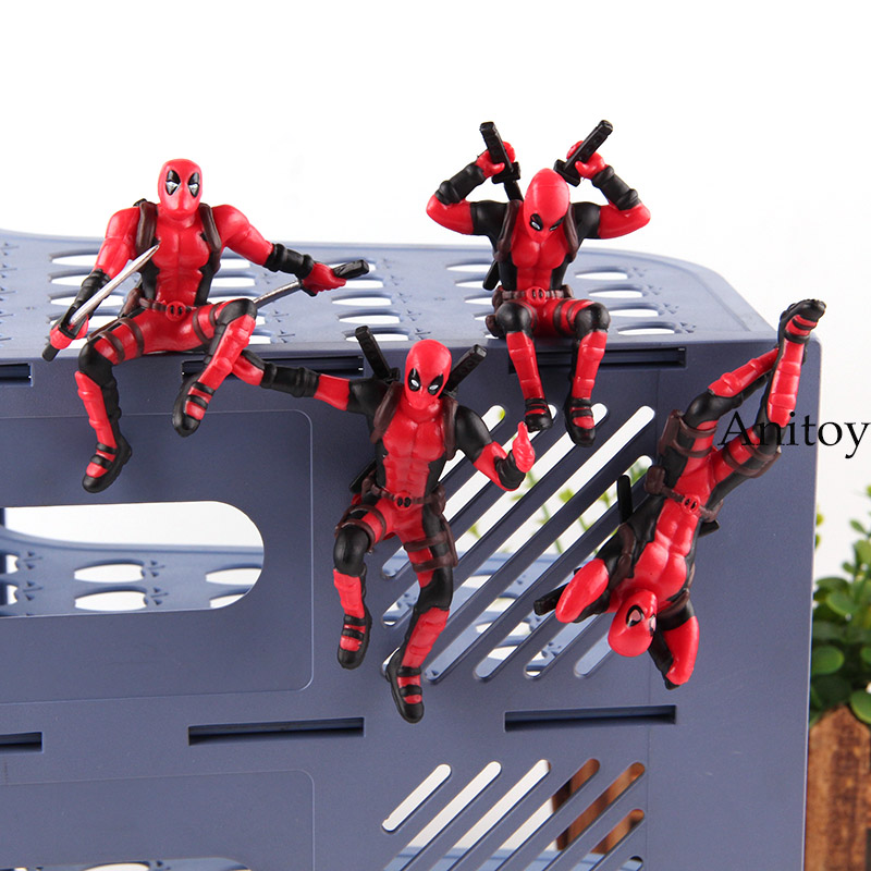 super-heroes-font-b-marvel-b-font-deadpool-2-mini-pvc-action-figure-hot-toys-deadpool-with-magnet-collection-model-toy-dolls-4pcs-set